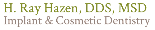 Dentist in Rochester IN - Dr. Ray Hazen